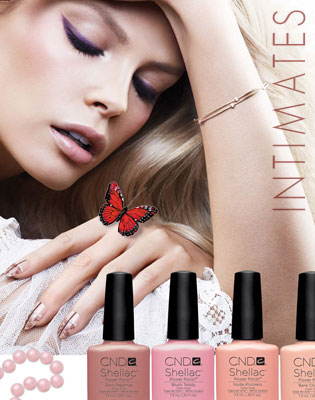 Collection Shellac INTIMATES