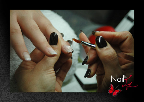 extension des ongles