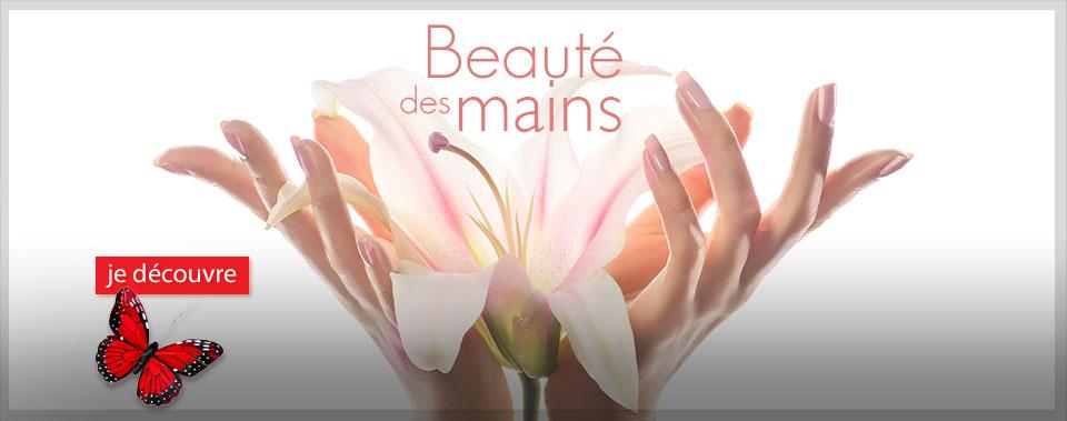 Confiez-moi vos mains et vos ongles pour une heure de soins et beauté !