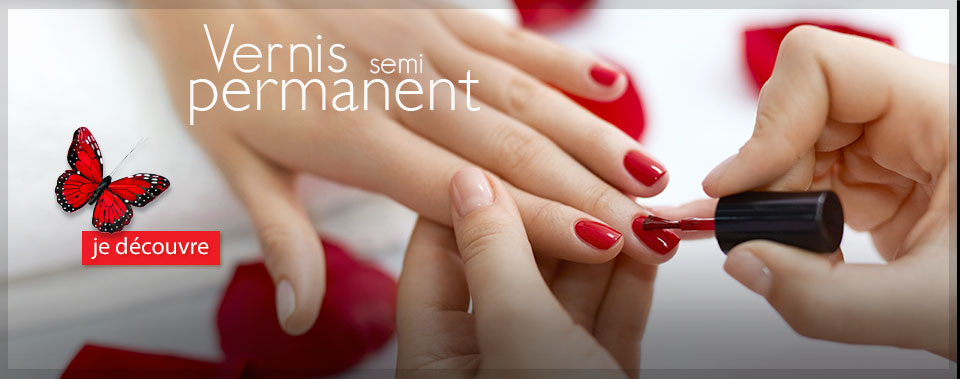 Osez le vernis semi-permanent… Un look naturel au quotidien !