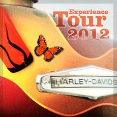 Experience Tour 2012 – «Belle et Rebelle»