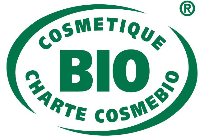 100% bio origine naturelle COSMEBIO