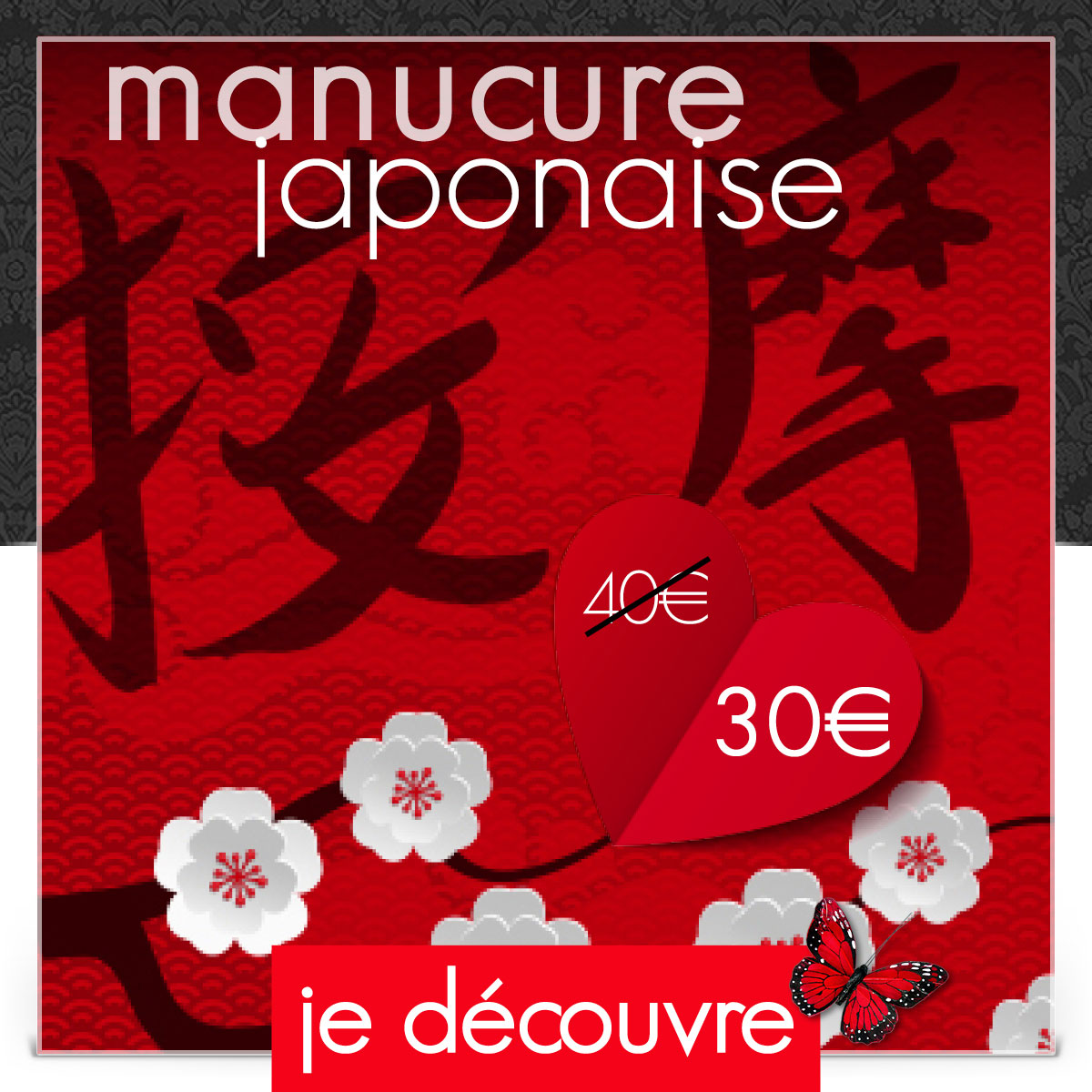 Manucure japonaise