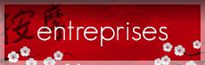 Entreprises<span> </span>