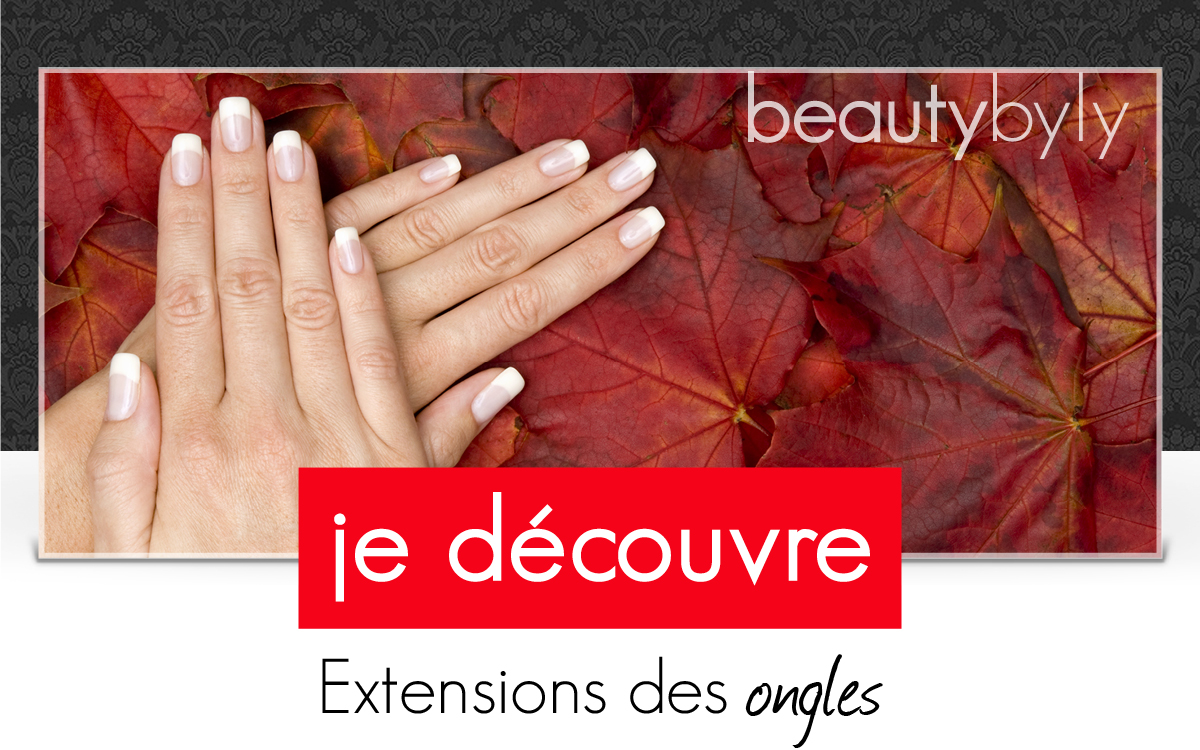 Extensions des ongles