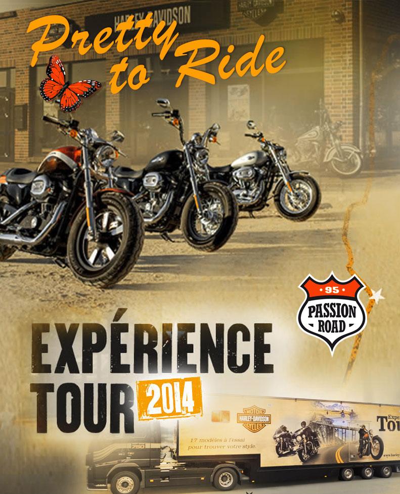 Experience Tour Harley Davidson 2014