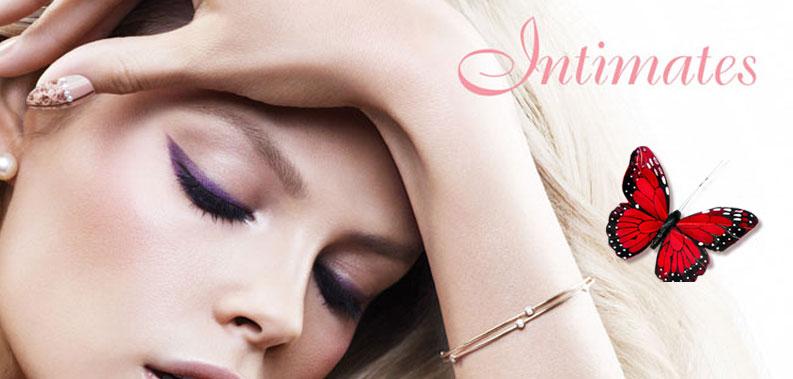 """INTIMATES… 4 nouvelles couleurs """"NUDE"""" viennent compléter la gamme de vernis semi-permanents !"""
