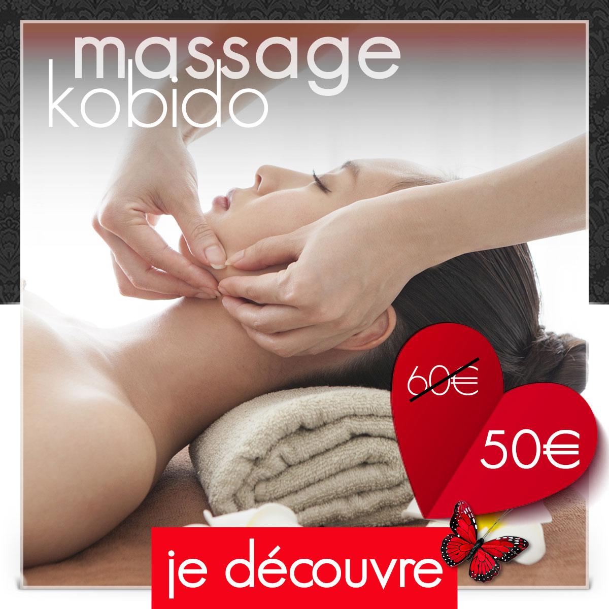 Massage Kobido du visage